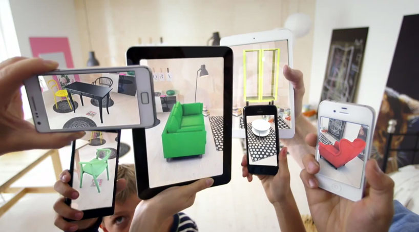 Augmented Reality (AR) App Example
