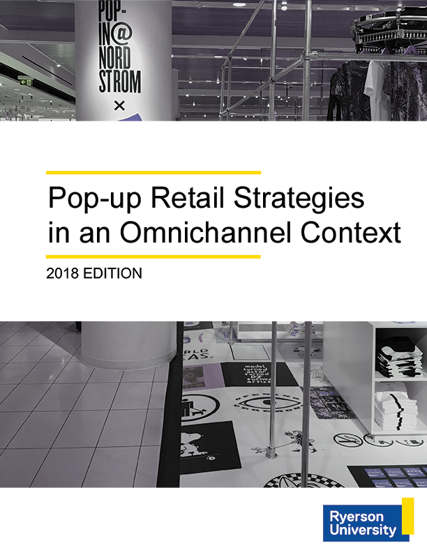 Cover image for Pop-up Retail Strategies in an Omnichannel Context