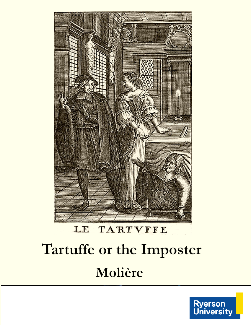 Cover image for Tartuffe or the Hypocrite